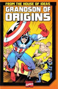 Cover Thumbnail for Grandson of Origins of Marvel Comics (Marvel, 1998 series) #[nn]