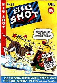 Cover Thumbnail for Big Shot (Columbia, 1942 series) #34