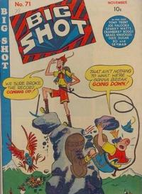 Cover Thumbnail for Big Shot (Columbia, 1942 series) #71