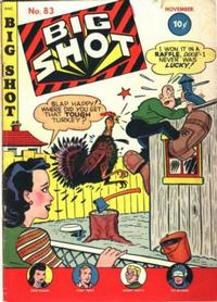 Cover Thumbnail for Big Shot (Columbia, 1942 series) #83