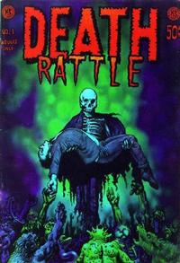 Cover Thumbnail for Death Rattle (Kitchen Sink Press, 1972 series) #1