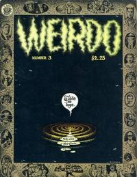 Cover for Weirdo (Last Gasp, 1981 series) #3