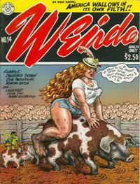 Cover Thumbnail for Weirdo (Last Gasp, 1981 series) #14
