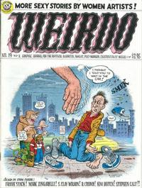 Cover Thumbnail for Weirdo (Last Gasp, 1981 series) #19