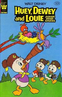 Cover Thumbnail for Walt Disney Huey, Dewey and Louie Junior Woodchucks (Western, 1966 series) #73