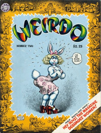 Cover for Weirdo (Last Gasp, 1981 series) #2