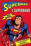 Cover for Superman Superband (Egmont Ehapa, 1973 series) #1