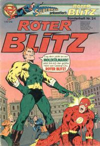 Cover Thumbnail for Roter Blitz (Egmont Ehapa, 1976 series) #24