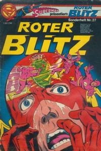 Cover Thumbnail for Roter Blitz (Egmont Ehapa, 1976 series) #27