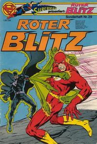 Cover Thumbnail for Roter Blitz (Egmont Ehapa, 1976 series) #29