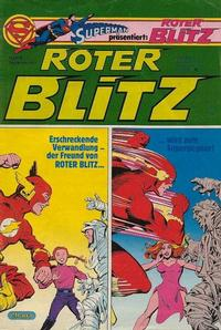 Cover Thumbnail for Roter Blitz (Egmont Ehapa, 1976 series) #9/1982