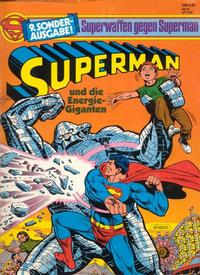 Cover Thumbnail for Superman Sonderausgabe (Egmont Ehapa, 1976 series) #9