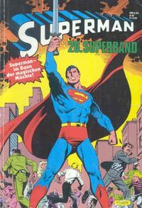 Cover Thumbnail for Superman Superband (Egmont Ehapa, 1973 series) #26