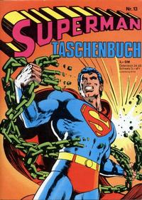 Cover Thumbnail for Superman Taschenbuch (Egmont Ehapa, 1976 series) #13