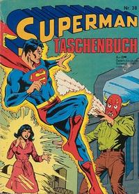 Cover Thumbnail for Superman Taschenbuch (Egmont Ehapa, 1976 series) #38