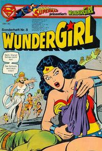 Cover Thumbnail for Wundergirl (Egmont Ehapa, 1976 series) #8