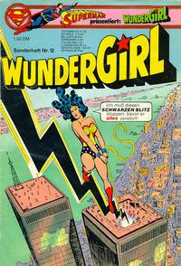 Cover Thumbnail for Wundergirl (Egmont Ehapa, 1976 series) #12