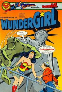 Cover Thumbnail for Wundergirl (Egmont Ehapa, 1976 series) #25