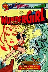 Cover Thumbnail for Wundergirl (Egmont Ehapa, 1976 series) #12/1980