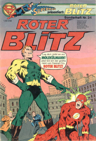 Cover for Roter Blitz (1976 series) #24
