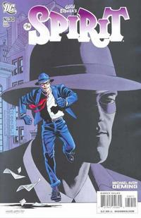 Cover Thumbnail for The Spirit (DC, 2007 series) #30