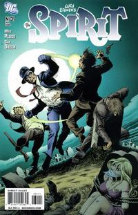 Cover Thumbnail for The Spirit (DC, 2007 series) #31