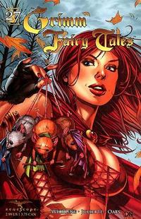Cover Thumbnail for Grimm Fairy Tales (Zenescope Entertainment, 2005 series) #27 [Cover A - David Nakayama]