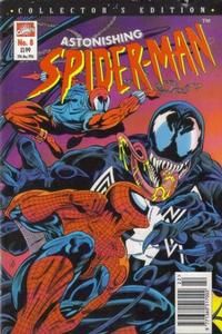 Cover Thumbnail for The Astonishing Spider-Man (Panini UK, 1995 series) #8
