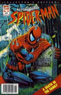Cover Thumbnail for The Astonishing Spider-Man (Panini UK, 1995 series) #14