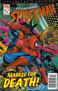 Cover Thumbnail for The Astonishing Spider-Man (Panini UK, 1995 series) #15