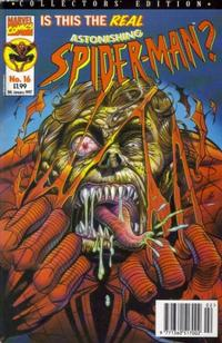 Cover Thumbnail for The Astonishing Spider-Man (Panini UK, 1995 series) #16