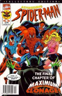Cover Thumbnail for The Astonishing Spider-Man (Panini UK, 1995 series) #26