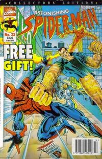 Cover Thumbnail for The Astonishing Spider-Man (Panini UK, 1995 series) #32