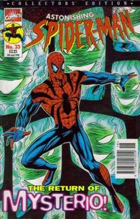 Cover Thumbnail for The Astonishing Spider-Man (Panini UK, 1995 series) #33