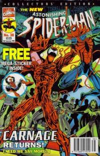 Cover Thumbnail for The Astonishing Spider-Man (Panini UK, 1995 series) #38