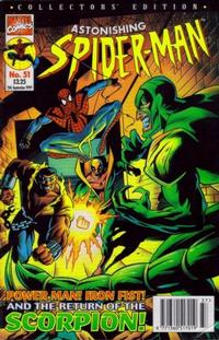 Cover Thumbnail for The Astonishing Spider-Man (Panini UK, 1995 series) #51