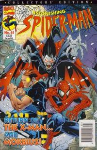Cover Thumbnail for The Astonishing Spider-Man (Panini UK, 1995 series) #61
