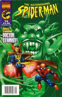 Cover Thumbnail for The Astonishing Spider-Man (Panini UK, 1995 series) #70
