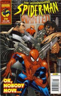 Cover Thumbnail for The Astonishing Spider-Man (Panini UK, 1995 series) #79