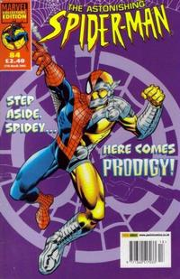 Cover Thumbnail for The Astonishing Spider-Man (Panini UK, 1995 series) #84