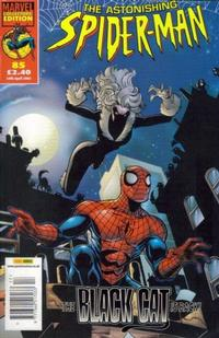 Cover Thumbnail for The Astonishing Spider-Man (Panini UK, 1995 series) #85