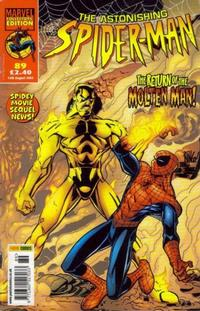 Cover Thumbnail for The Astonishing Spider-Man (Panini UK, 1995 series) #89