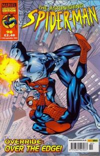 Cover Thumbnail for The Astonishing Spider-Man (Panini UK, 1995 series) #90
