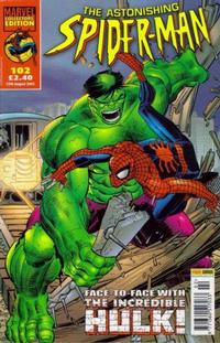 Cover Thumbnail for The Astonishing Spider-Man (Panini UK, 1995 series) #102
