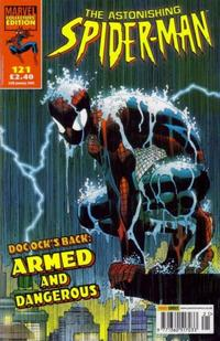 Cover Thumbnail for The Astonishing Spider-Man (Panini UK, 1995 series) #121