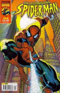 Cover Thumbnail for The Astonishing Spider-Man (Panini UK, 1995 series) #124