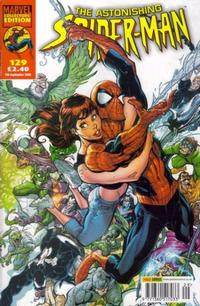 Cover Thumbnail for The Astonishing Spider-Man (Panini UK, 1995 series) #129