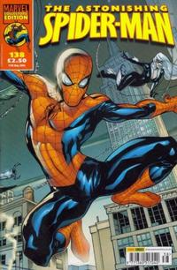 Cover Thumbnail for The Astonishing Spider-Man (Panini UK, 1995 series) #138