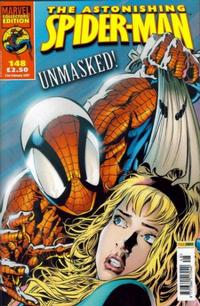 Cover Thumbnail for The Astonishing Spider-Man (Panini UK, 1995 series) #148