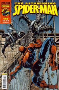 Cover Thumbnail for The Astonishing Spider-Man (Panini UK, 1995 series) #149